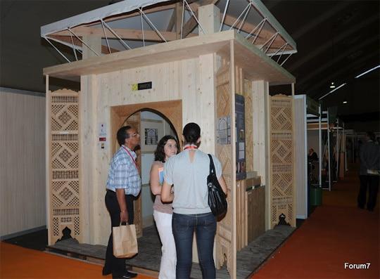 Ecostructure en bois et isolants naturels réalisée par AR ARCHITECTES