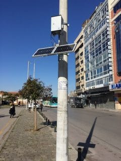 Surveillance de la qualité de l'air en ville ave ENVEA : une solution pour des mesures efficientes