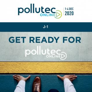 Pollutec online dès demain ! Mardi 1er décembre 2020