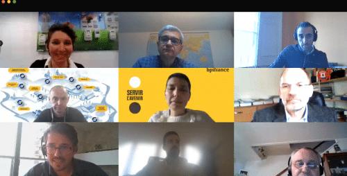 Réunion du Club ADEME International le 11/03/2021 – éléments de suivi