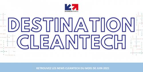 Destination Cleantech #JUIN