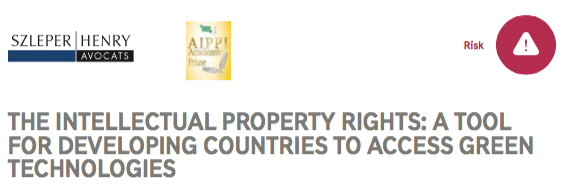 SZLEPER-HENRY Lawyers – Intellectual property rights