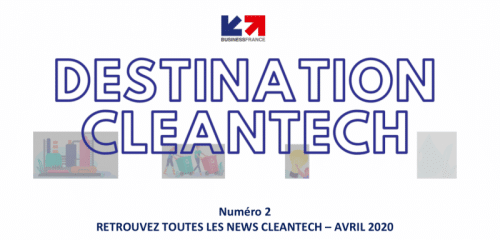Destination cleantech n°2 de Business France