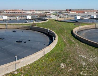 Surveillance de la dispersion des odeurs pour la plus grande station d'épuration du monde avec ENVEA